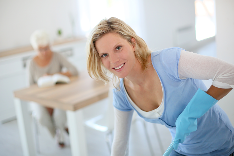 Cleaning For Seniors - Texoma Cleaning Services