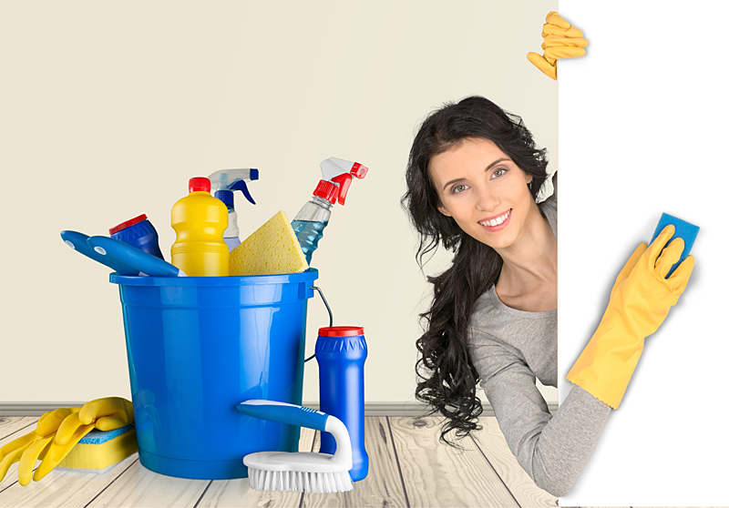 Spring Cleaning Time! - Texoma Cleaning